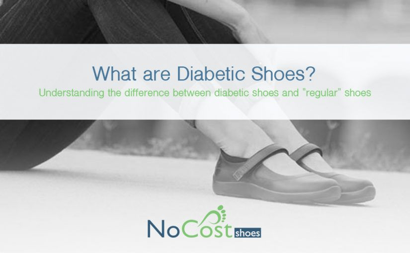 """What is the difference between diabetic shoes and """"regular"""" shoes or sneakers?"""