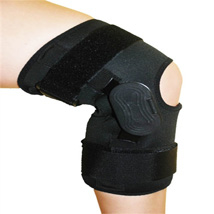 52a695e3e3 A knee brace is designed to stabilize and control joint movement of the knee  to reduce pain, It will help prevent further injury, and is used to speed  up ...