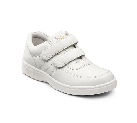 0040-Collette White Velcro-1