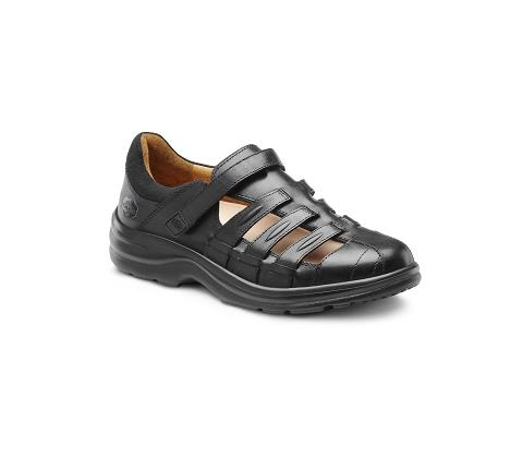 0810-Breeze Black Velcro-1