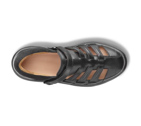 0810-Breeze Black Velcro-3