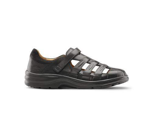 0810-Breeze Black Velcro-4