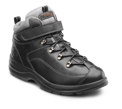 2510-Vigor Boot Black Lace-1