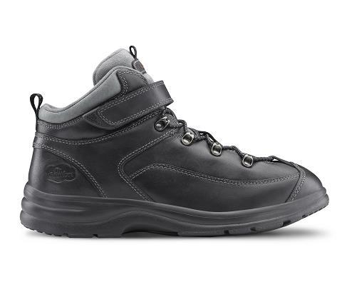 2510-Vigor Boot Black Lace-4