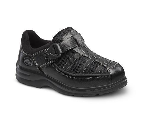 2610-Lucie  X Black Velcro-1