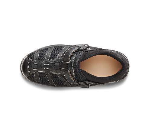 2610-Lucie  X Black Velcro-2