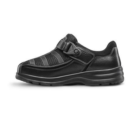 2610-Lucie  X Black Velcro-3