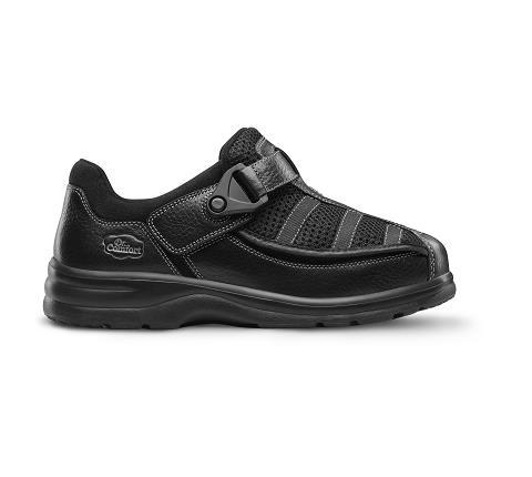 2610-Lucie  X Black Velcro-4