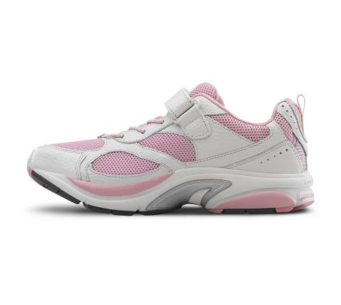 3470-Victory  Pink Velcro-3