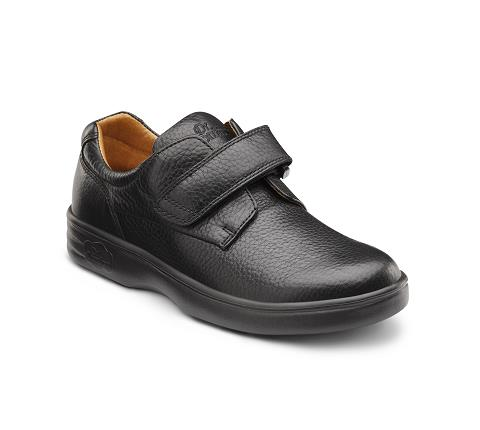 4010-Maggy Black Velcro-1