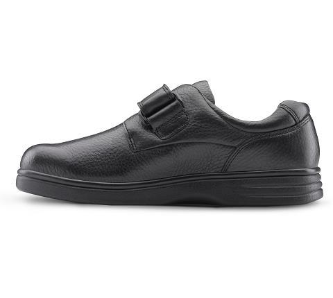 4110-Maggy X-Depth Black Velcro-3