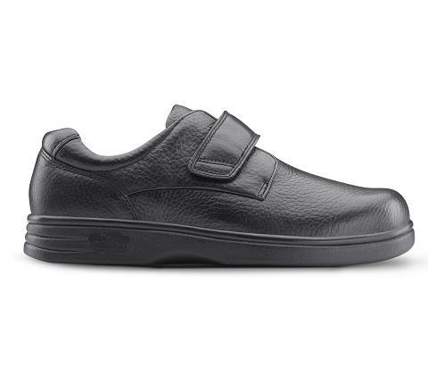 4110-Maggy X-Depth Black Velcro-4