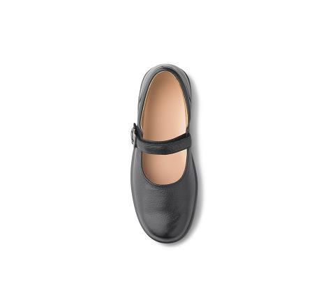 4410-Merry Jane Black Velcro-2