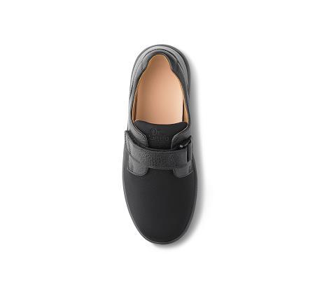 4510-Annie Black Velcro-2