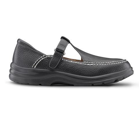 4610-Lu Lu Black Velcro-4