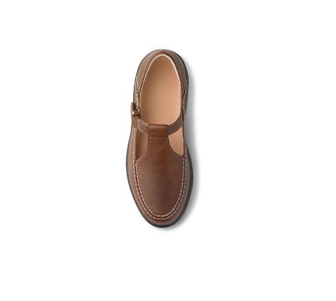 4620-Lu Lu Chestnut Velcro-2