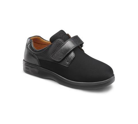 4910-Annie X Black Velcro-1