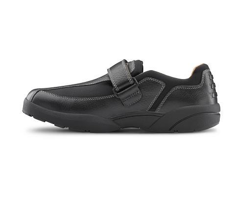 6610-Douglas Black Velcro-3