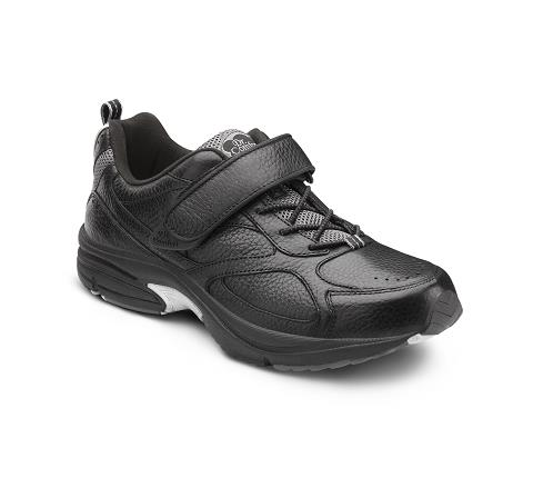 6710-Champion/Winner Black Velcro-1