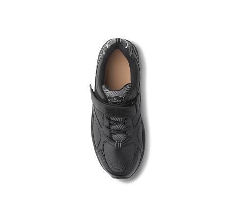 6710-Champion/Winner Black Velcro-2