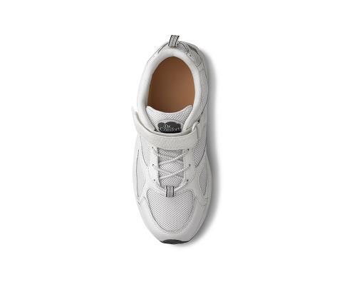 6840-Endurance White Velcro-2