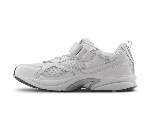 6840-Endurance White Velcro-3