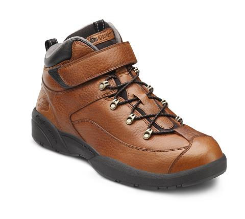9420-Ranger Boot Chestnut Velcro-1