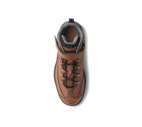 9420-Ranger Boot Chestnut Velcro-2