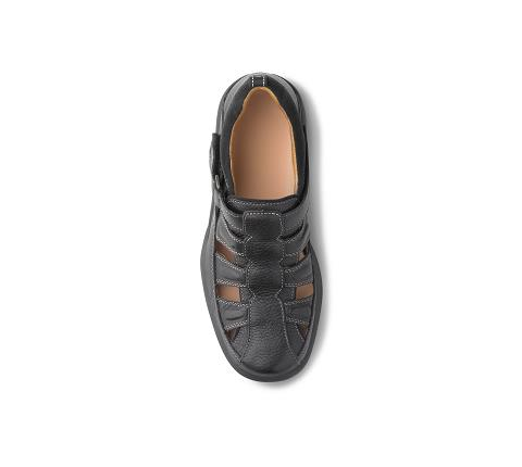 9810-Fisherman Black Velcro-2