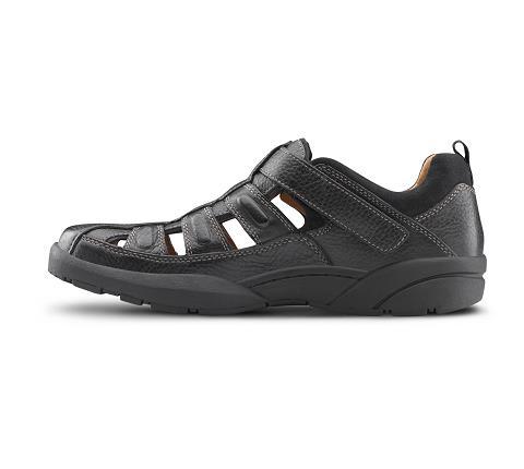 9810-Fisherman Black Velcro-3