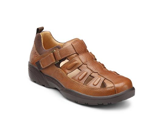 9820-Fisherman Chestnut Velcro-1