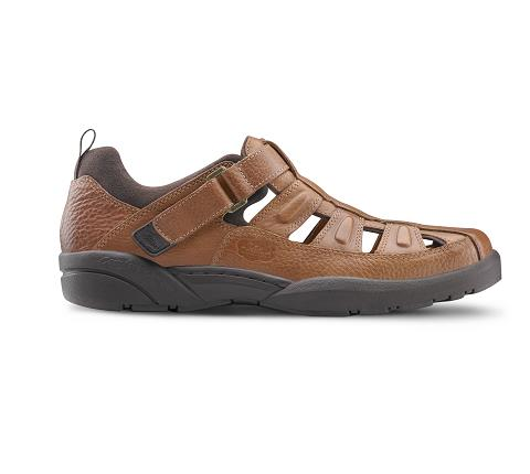 9820-Fisherman Chestnut Velcro-2