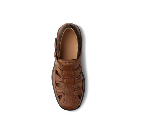 9820-Fisherman Chestnut Velcro-3