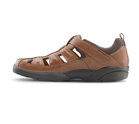 9820-Fisherman Chestnut Velcro-4