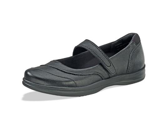 a330w-Lisa Black Velcro-1
