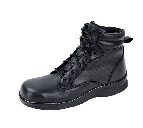 b4500m-Biomechanical Bio Work Boot Black-1