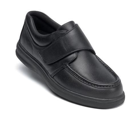 h18800-Gil Black Velcro-1