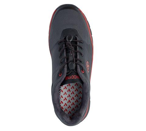 m022:black:red-Sport Runner-Lace-5