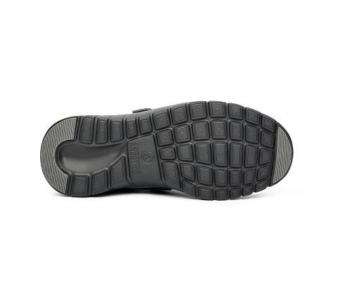m046:black:grey-Sport Jogger-Velcro-2
