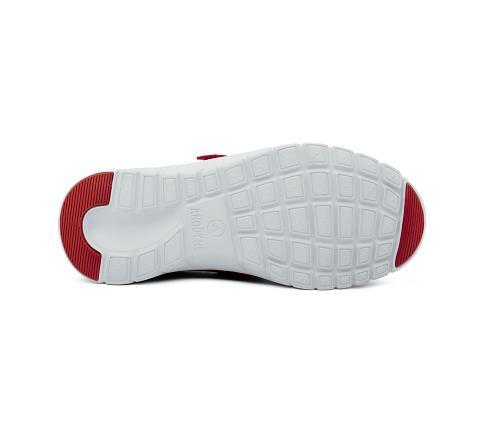 m046:grey:red-Sport Jogger-Velcro-2
