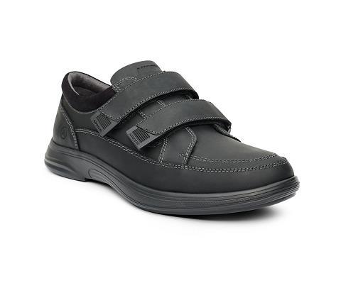 m096blackcasual sportvelcro  anodyne therapeutic footwear