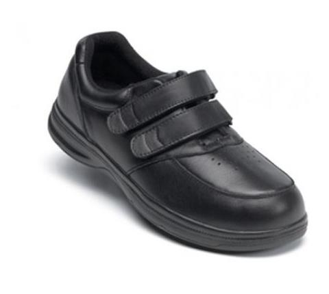 s116:1-Rome Black Velcro-1