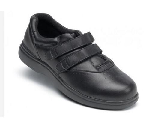 s136:1-Athens Black Velcro-1
