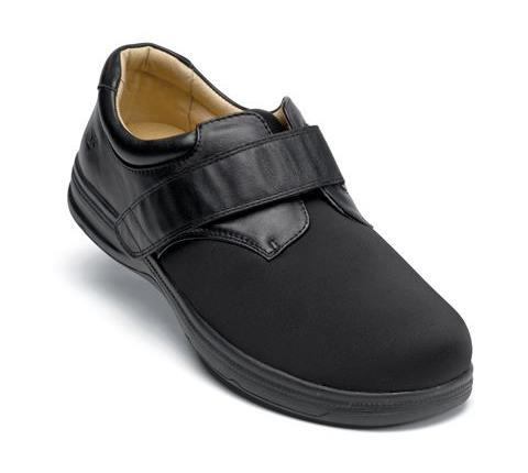 s166:1-Santiago Black Velcro-1
