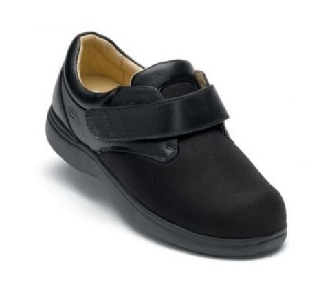 s626:1-Dublin Black Velcro-1