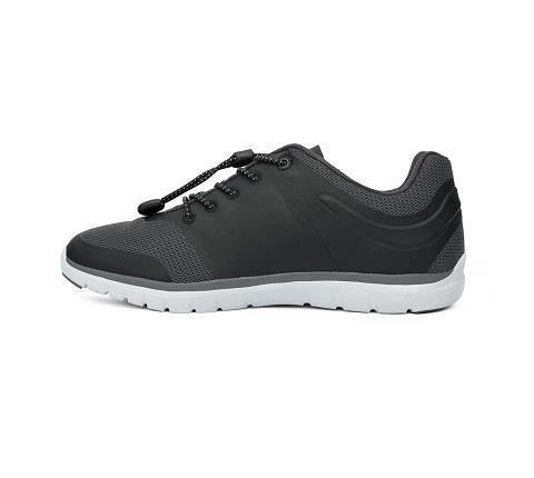 w023:black:grey-Sport Runner-Lace-4