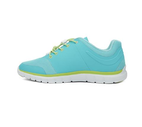 w023:teal:lime-Sport Runner-Lace-4