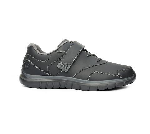w031:black-Sport Walker-Velcro-3