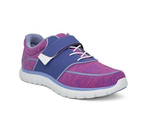 w045:purple:pink-Sport Jogger-Velcro-1