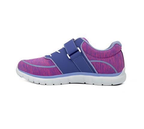 w045:purple:pink-Sport Jogger-Velcro-4